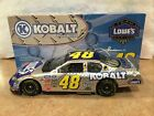 2005 Jimmie Johnson 48 LOWES KOBALT TRUCK BOX Monte Carlo 1 24 Action CWC
