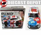 KYLE BUSCH 2020 THANK YOU HEROES PATRIOTIC MMS 1 24 ACTION
