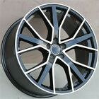 SET4 20 20X9 5x112 NEW RS STYLE WHEELS RIMS AUDI Q5 A8 A5 S4 S5 RS4 A4 R8 A6