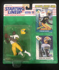 1993 STERLING SHARPE Starting Lineup  Rookie NFL PACKERS New Sealed Card Nice!