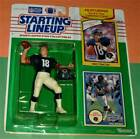 1990 MIKE TOMCZAK Chicago Bears Rookie *FREE s/h* sole Starting Lineup 1985 card
