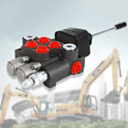 Hydraulic Directional Control Valve for Tractor Loader Log splitters 2 Spool new