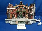 Lemax Village Collection A Christmas Carol Play #45734 As is SV0157