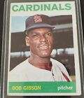 Bob Gibson Cards, Rookie Card and Autographed Memorabilia Guide 20
