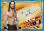 2021 Topps WWE Road to WrestleMania Wrestling Cards 18