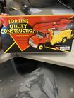 Top Line Utility Construction Altec Truck 134 Die Cast Tractor SupplyTSC Rare