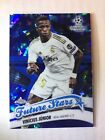 2020-21 Topps Chrome Sapphire Edition UEFA Champions League Soccer Cards 28