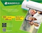 Marigold 105 Count Pack 3 mil Letter Size 9x115 Thermal Laminating Pouches