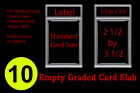 How to Self- and Pre-Grade Your Sports Cards and Get the Best Results 11