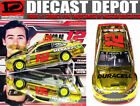 RYAN BLANEY 2018 DURACELL MENARDS COLOR CHROME 1 24 ACTION