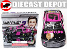AUTOGRAPHED CHASE ELLIOTT 2020 GIVE A HOOT HOOTERS PINK 1 24 ACTION