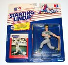 Starting Lineup Jose Canseco Offer MLB Baseball Figure Card MOC KENNER 1988