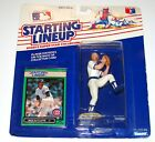Starting Lineup Rick Sutcliffe MLB Baseball Figure Card MOC KENNER 1989