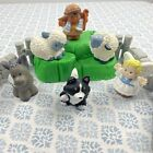 Fisher Price Little People Christmas Nativity Lil Shepherds 2005