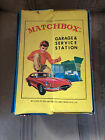 Vintage 1966 Matchbox Garage  Service Station Sears Mfd By Ideal Toy Corp