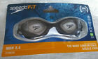 Speedo FIT MDR 24 Fitness Goggle Elastomeric Clearsight Find Your Swim Goggle