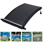 Curve Solar Pool Heater Panel Water Warmer for Above Ground Swimming Pools