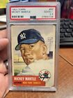 Mickey Mantle Rookie Cards and Memorabilia Buying Guide 10