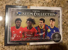 2020-21 Topps UEFA Champions League Museum Collection Soccer Sealed Hobby Box