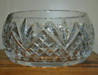 Waterford Crystal Glass Centerpiece Bowl 7 1 4 Mint Rounde blends with LIsmore
