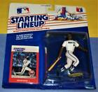 1988 KEVIN BASS Houston Astros #17 EX/NM Rookie *FREE_s/h* sole Starting Lineup