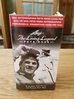 2012 Pete Rose Leaf The Living Legend Factory Sealed Box 10 Packs 60 Cards Auto