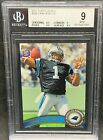 2011 Topps Black #200 Cam Newton BGS 9 RC # 55 Rookie Panthers Patriots # 55