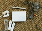 Nintendo Wii White Console wii sports bundle Barely Used Excellent Condition
