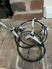 AVID ELIXIR R Front And Rear Hydraulic Brakes Silver Need A Service