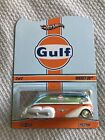 Hot Wheels RLC 2015 Gulf Racing Rocket Oil 2757 4500 In Protector SEE PICTURES