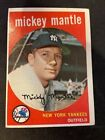 Mickey Mantle Topps Cards - 1952 to 1969 45