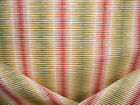 7 1 4Y Kravet Couture 28292 Aristocray Blush Textured Stripe Upholstery Fabric