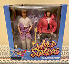 NECA Bill & Ted's Excellent Adventure Clothed 8-in. Action Figure 2-Pack Box Set
