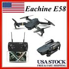 Eachine E58 WIFI FPV 20MP Camera High Hold Foldable RC Drone Quadcopter r