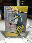 2011 Topps Finest Gold Refractor #50 Aaron Rodgers Green Bay 399 Packers