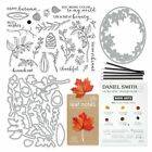 NEW Hero Arts My Monthly Hero Kit SEPTEMBER 2018 Stamps Dies Fall Autumn Leaves