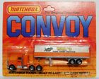 Matchbox Convoy Peterbilt Conventional Covered Truck Walts Produce CY5 1983