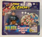 ROGER CLEMENS w/ FASTBALL PRO ACTION BASEBALL FIGURE 1998 STARTING LINEUP