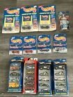 random lot of 28 CARS Hot Wheels AND MATCHBOX ALL YOU SEE ON PICTURES