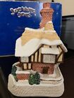 David Winter Miss Belle's Cottage 1994 Christmas Mint in Box