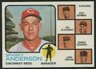 Top 10 Sparky Anderson Baseball Cards 27