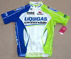 BNWT LIQUIGAS CANNONDALE PRO TEAM JERSEY SUGOI LARGE 40 CIRCUMFERENCE
