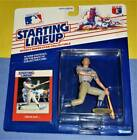 1988 STEVE SAX sole Los Angeles Dodgers *FREE_s/h* Rookie Starting Lineup