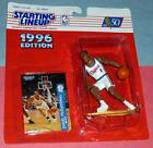 1996 POOH RICHARDSON Los Angeles Clippers EXNM Rookie 0 s/h sole Starting Lineup