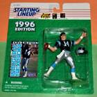 1996 FRANK REICH Carolina Panthers NM/MINT Rookie *00 s/h* sole Starting Lineup