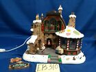 Lemax Village Collection Mrs. Claus' Kitchen #85314 As Is EB310