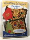 Anita Goodesign Christmas Quilt Applique Embroidery Machine CD Full collection