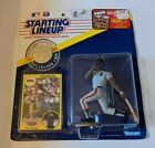 1991 Kevin Mitchell San Francisco Giants Starting Lineup Baseball Figure & Coin