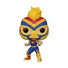 Ultimate Funko Pop Captain Marvel Figures Checklist and Gallery 37