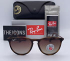 New RAY BAN RB3447 001 Sunglasses ROUND METAL Classic Green Lens G 15 Gold Frame